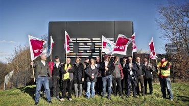 IBM zentraler Aktionstag Ehningen 18.11.2015