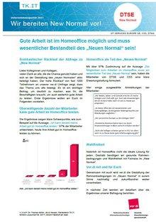 Flyer Ergebnisse Befragung New Normal BetrGr Zentrale Betriebe Telekom Köln