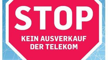 STOP - Kein Ausverkauf der Telekom - Teaserformat