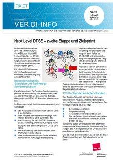 ver.di-Info Next Level DTSE Februar 2021