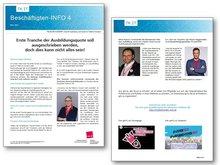 Beschäftigteninfo Zukunft der Ausbildung Telekom - März 2021