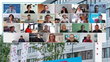 Mittagsgespräch mit SPD-Bundestagsabgeordneten - Teaser