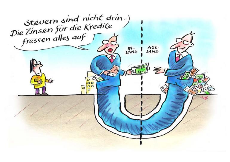 Steuerpolitik