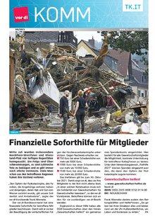 Titelblatt Komm 05 / 2021