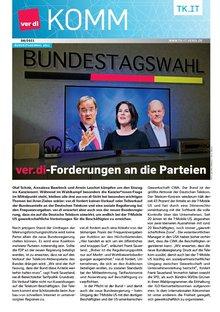 KOMM 06 / 2021 - Titelblatt