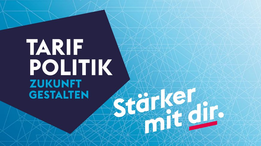 Tarifpolitik - Bühne